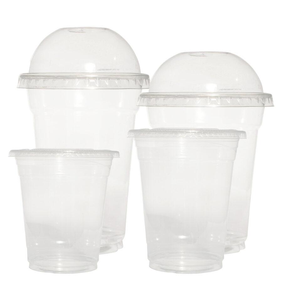 PLA clear lids