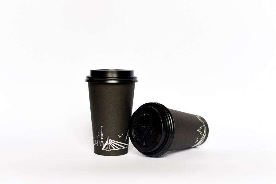 PLA Vending paper cups